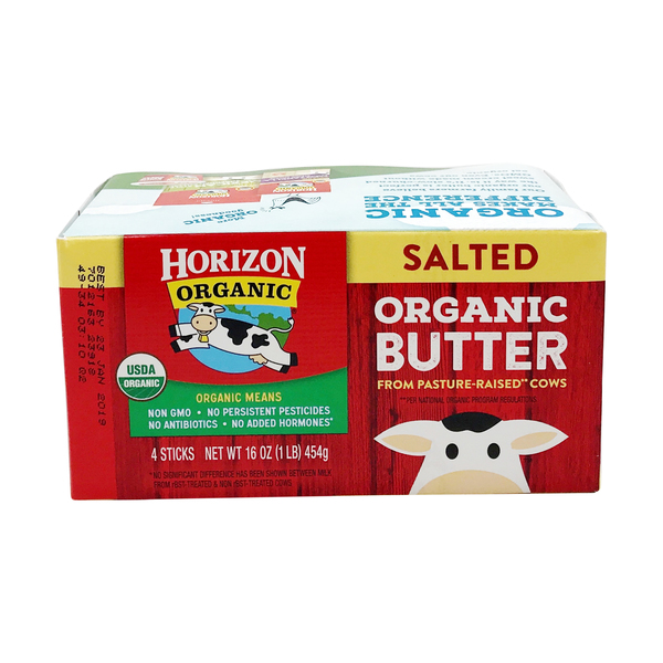 Horizon organic Organic Salted Butter, 16 oz