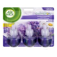 Air Wick Essential Oils Scented Oil Refills Lavender & Chamomile