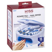 KISS Power File Deluxe Rechargeable Nail File