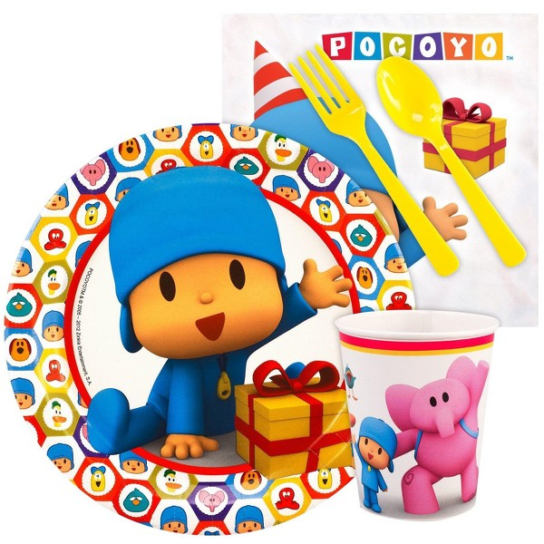 16ct Pocoyo Snack Party Pack