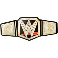 WWE Live Action Championship Title Belt (Styles May Vary)