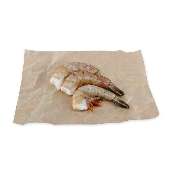 Seafood Easy Peel White Shrimp 8-12 Count