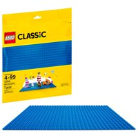 LEGO Classic Blue Baseplate 10714 Popular Toy Building Accessory