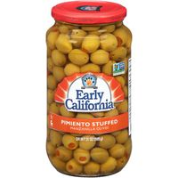 Early California Pimiento Stuffed Manzanilla Olives