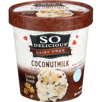 So Delicious ® Dairy Free Cookie Dough Coconutmilk Non-Dairy Frozen Dessert 1 pt. Tub