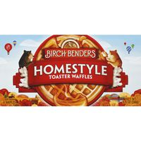 Birch Benders Toaster Waffles, Homestyle