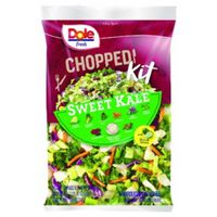Dole Sweet Kale Chopped Salad Kit