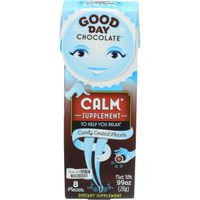 Good Day Chocolate Calm Supplement, Candy Coated, Pieces
