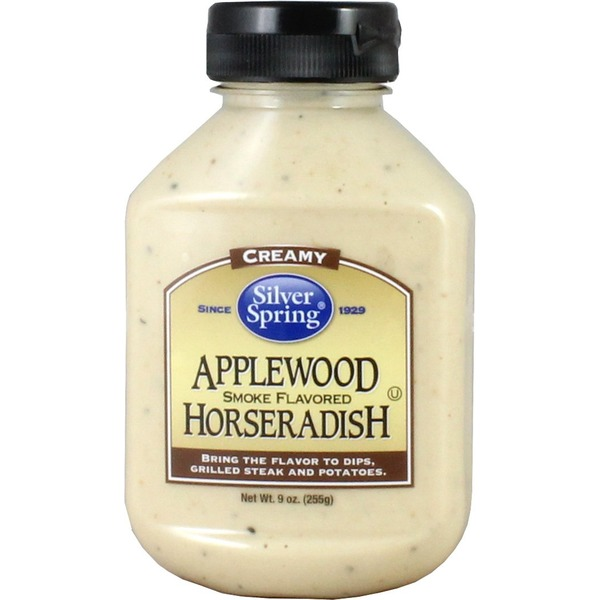 Silver Spring Applewood Horseradish Creamy Smoke From H E B In Houston Tx Burpy Com