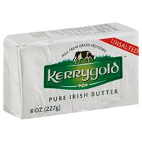 Kerrygold Pure Irish Unsalted Butter Foil