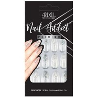 Ardell Nail Addict Nails Glass Deco - 24ct
