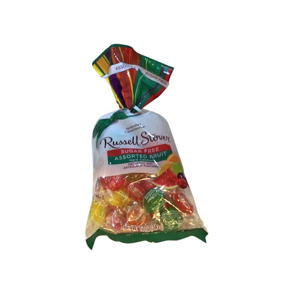 Russell Stover Sugar Free Hard Candies, Assorted Fruit