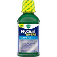 V NyQuil Cold & Flu Syrup