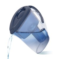 Great Value 6 Cup Water Pitcher With 1 Filter