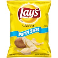 Lay's Classic Party Size Potato Chips, 15.25 Oz.