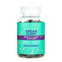 Pacifica Dream Sleep Beauty Gummies - 60ct