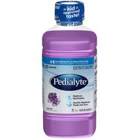 Pedialyte Grape Electrolyte Solution