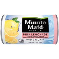Minute Maid Frozen Concentrate Pink Lemonade