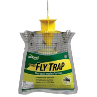 Rescue! Outdoor Disposable Hanging Fly Trap, 1 Trap