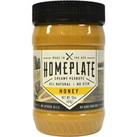 Homeplate Peanuts, Creamy, Honey
