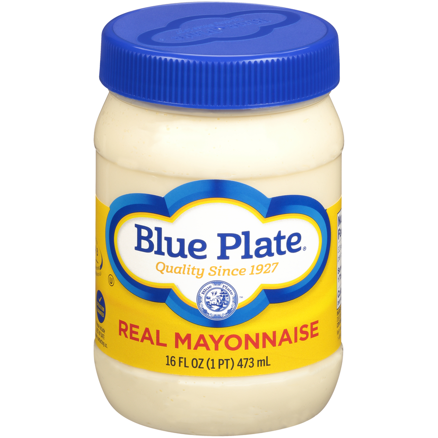 Blue Plate Real Mayonnaise, 16 Fl. Oz.