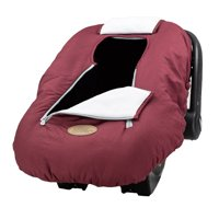 Cozy Cover Infant Carrier Cover, Burgundy