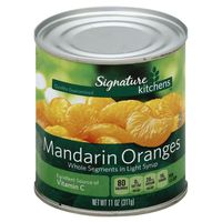 Signature Select Mandarin Oranges In Light Syrup