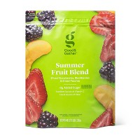 Summer Frozen Fruit Blend - 48oz - Good & Gather™