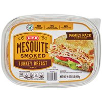 H-E-B Mesquite Smoked Turkey Breast
