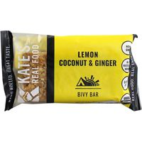 Kate's Real Food Lemon Coconut & Ginger Bivy Bar