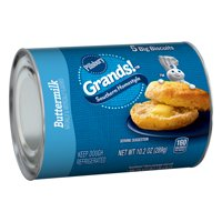 Pillsbury Grands! Southern Homestyle Buttermilk Biscuits 5 Ct 10.2 oz