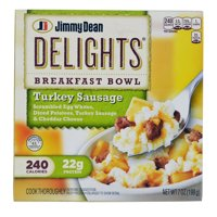 Jimmy Dean Delights® Turkey Sausage Breakfast Bowl, 7 oz.