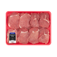 Pork Ribeye Chops Boneless, 2.0 - 3.3 lb