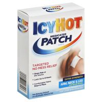 Icy Hot Medicated Patch Extra Strength Arm, Neck & Leg and Small Areas