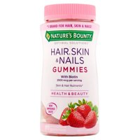 Nature's Bounty® Optimal Solutions Hair, Skin & Nails, 90 Gummies