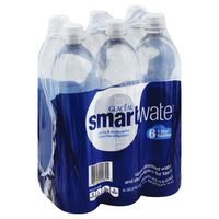 Smartwater Vapor Distilled Premium Water Bottles