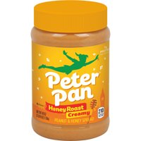 Peter Pan Creamy Honey Roast Peanut Spread, 40 oz