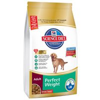 Hills Dog Food, Premium, Perfect Weight, Specialty