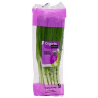 Marketside Organic Green Onions, bunch