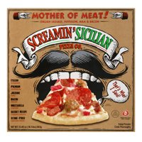 Screamin' Sicilian Pizza Co. Pizza Mother Of Meat!, 23.4 OZ