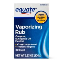 Equate Vaporizing Rub Ointment, 3.53 Oz