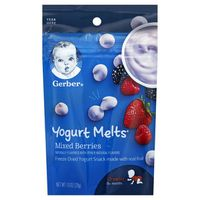 Gerber Mixed Berries