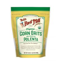 Bob's Red Mill Bobs Red Mill Corn Grits, Gluten Free, Pouch