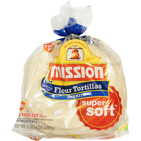 Mission 10 Flour Tortillas 40 Ct From Costco In Fort Worth Tx Burpy Com