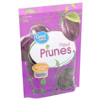 Great Value Pitted Dried Prunes, 9 Oz.