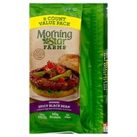 Morning Star Farms Veggie Burgers Spicy Black Bean