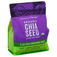 Central Market Organic Chia Seed