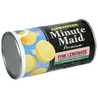 Minute Maid Pink Lemonade, Fruit Drink