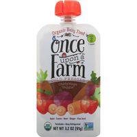 Once Upon a Farm Baby Food, Ohmymegaveggie, Organic
