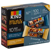 Kind Minis Bar Variety Pack